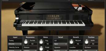 Test: Native Instruments Classic Piano Collection