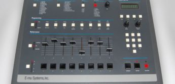 Black Box: E-mu Systems SP 1200