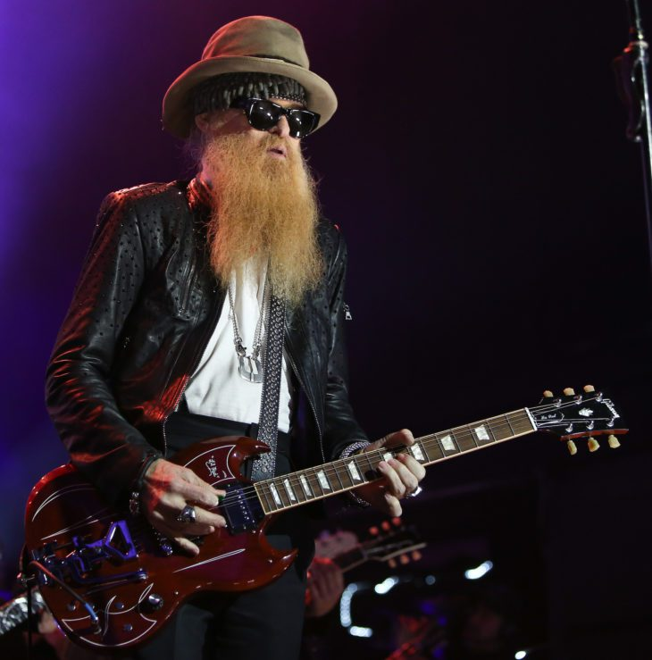 Billy Gibbons Gibson SG