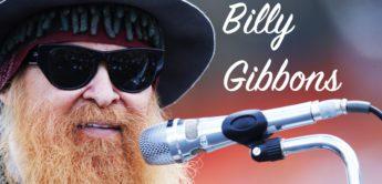 Billy Gibbons: Seine Gitarren, seine Musik