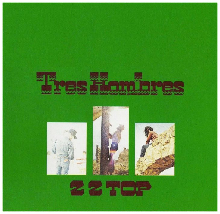 Billy Gibbons Tres Hombres