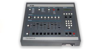 Black Box: E-mu Systems SP-1200 Sampler