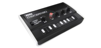 Test: Korg Monotron Analog-Synthesizer-Box