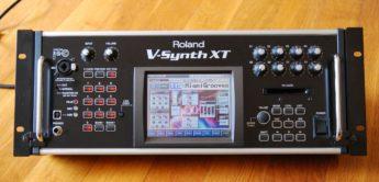 Green Box: Roland V-Synth XT 2.0 mit VC-1 und VC-2