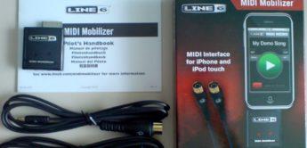 Test: Line 6 MIDI Mobilizer