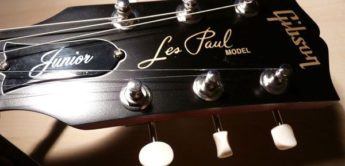 Test: Gibson Les Paul Junior 1958 SCH, E-Gitarre