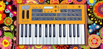 Test: DSI Mopho Keyboard Analogsynthesizer