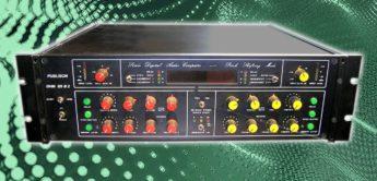 Blue Box: Publison DHM 89 B2 mit KB 2000, Pitch-Shifter & Sampler