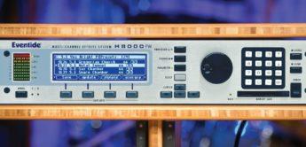 Test: Eventide H8000FW, Multieffektgerät