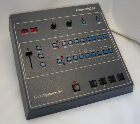 Seinerzeit ein Preisbrecher: 12 digitale Drumsounds für 995 $