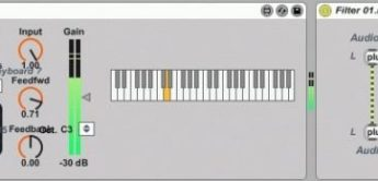 Test: Ableton MAX FOR LIVE