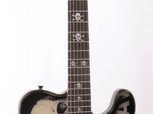 Test: Career, St.Pauli Guitar, E-Gitarre