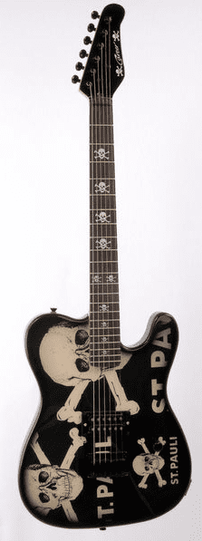 Test: Career, St.Pauli Guitar, E-Gitarre - AMAZONA.de