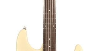 Test: Godin, Progression Cream RN, E-Gitarre