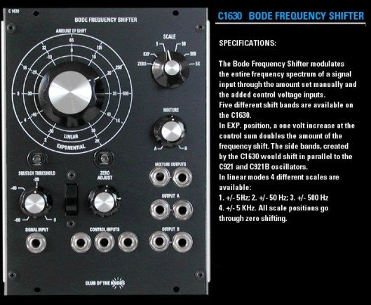 -- C1630 Bode Frequency Shifter --