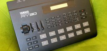 Black Box: Yamaha RY30, Drumcomputer