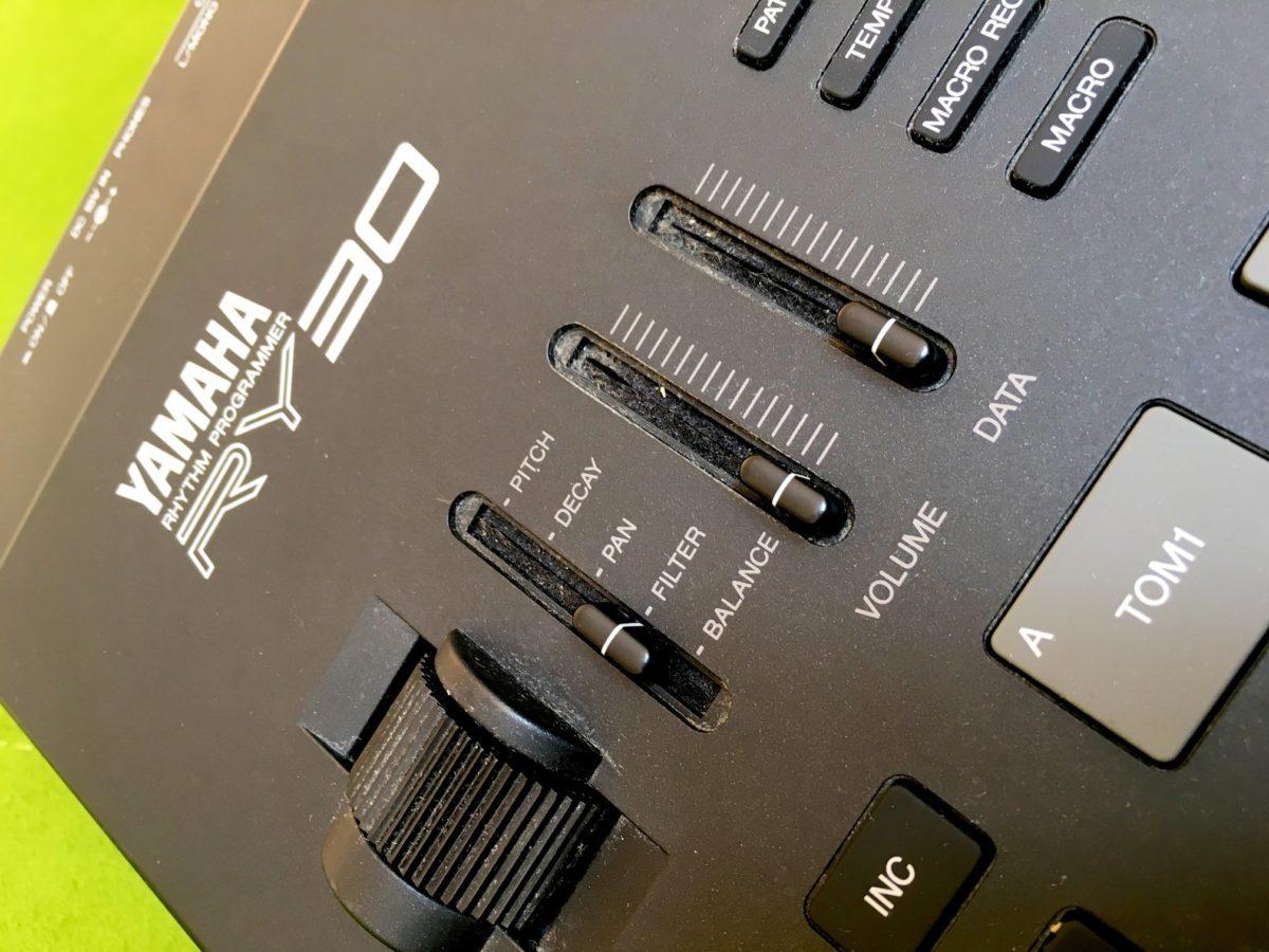 Yamaha RY-30 5