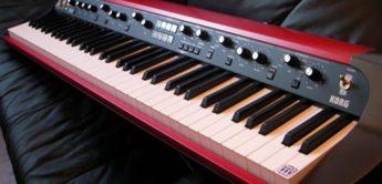 Test: Korg SV-1 Stage Vintage Piano