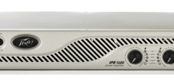 Test: Peavey IPR 1600