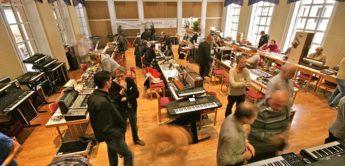 Report: Florian Anwanders Synthesizer Treffen München