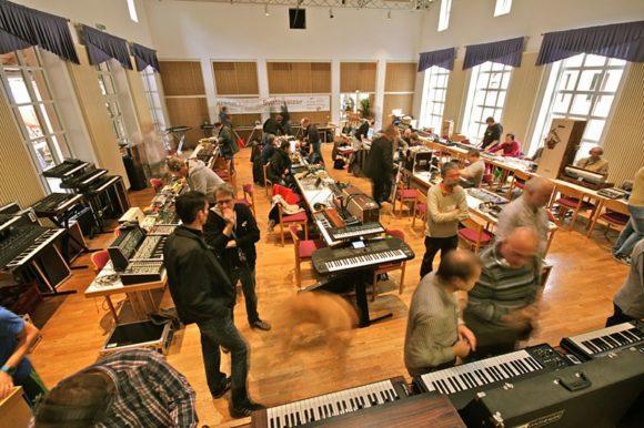 Synthesizer Treffen München