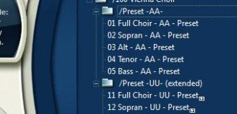 Test: Vienna Instruments Choir
