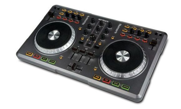 Mixtrack Controller