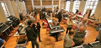 Report: Florian Anwanders Synthesizer-Treffen München