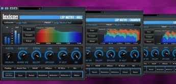 Test: Lexicon LXP Native Reverb Bundle