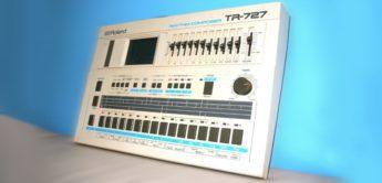 Black Box: Roland TR-727 Drumcomputer