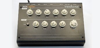 Test: Vermona Kick Lancet, Drum-Synthesizer