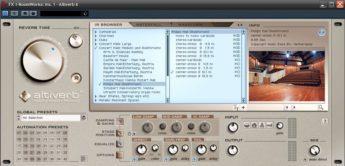 Test: Audio Ease Altiverb XL 6.3.5