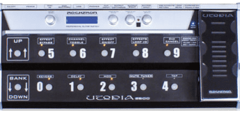 Test: Rocktron, Utopia G300, Gitarren-Multieffektgerät