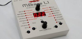 Test: JoMoX M.Brane 11, Analog Drummodul