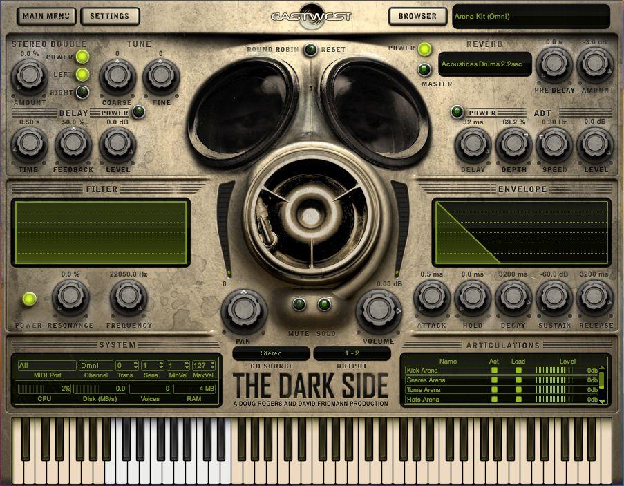 dark side play