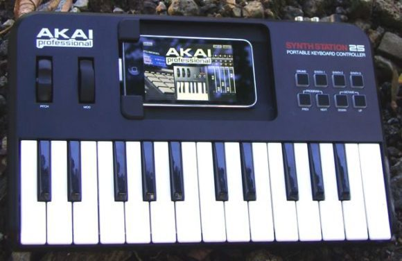 AKAI Synthstation 25