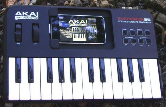 AKAI Synthstation 25