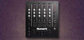 Test: Numark M6 USB DJ-Mixer