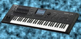 Test: Yamaha Motif XF6, XF7, XF8 – Teil 2