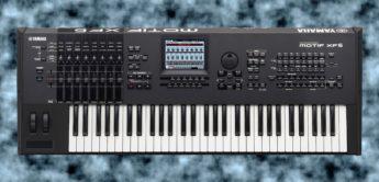 Test: Yamaha Motif Rack XS, Synthesizer - AMAZONA de