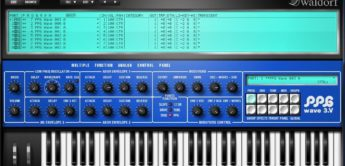 Test: Waldorf PPG Wave 3.V, Synthesizer Plugin