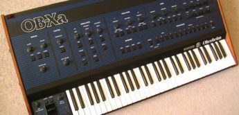 Blue Box: Oberheim OB-Xa, Analogsynthesizer
