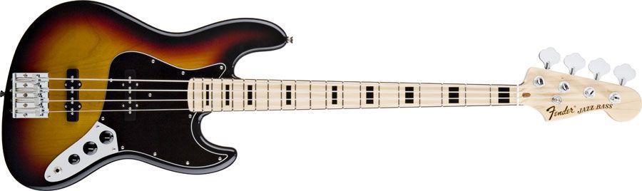 Workshop: Guitar know-how: Fender Bässe - Jazz vs. Precision ...