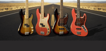 Workshop E-Bass: Fender Bässe – Jazz vs. Precision