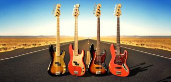 Ultimative E-Bass-Vergleich: Fender Jazz vs. Fender Precision