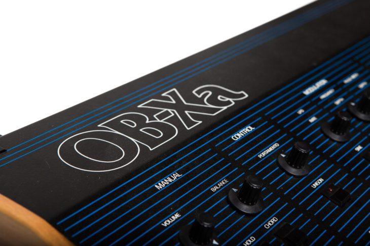 Oberheim OB-Xa Analogsynthesizer