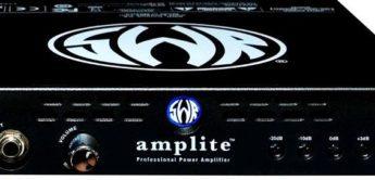 Test: SWR, Headlite & SWR Amplite 1 HE, Bassverstärker