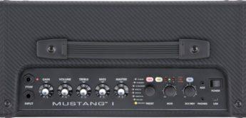 Test: Fender, Mustang I, Gitarrenverstärker
