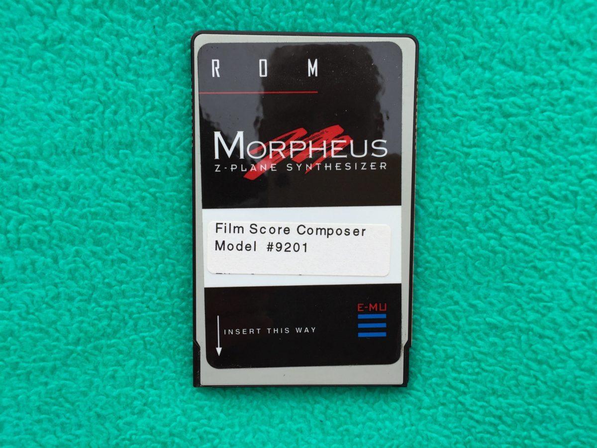 Morpheus ROM