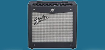 Test: Fender Mustang I Gitarrenverstärker